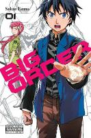 Esuno, Sakae - Big Order, Vol. 1 - 9780316504621 - V9780316504621