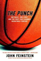 John Feinstein - The Punch - 9780316735636 - KRS0017082
