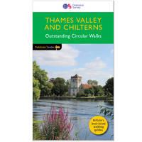 Channer, Nick - Thames Valley & Chilterns 2016 (Pathfinder Guides) - 9780319090053 - V9780319090053