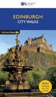 McMurdo, Margot - City Walks Edinburgh 2017 (Pathfinder Guides) - 9780319090343 - V9780319090343