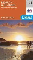 ORDNANCE SURVEY - Redruth and St Agnes (OS Explorer Map) - 9780319243060 - V9780319243060