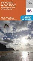 Ordnance Survey - Newquay and Padstow (OS Explorer Map) - 9780319243084 - V9780319243084