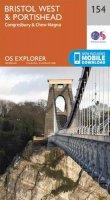 ORDNANCE SURVEY - Bristol West and Portishead (OS Explorer Map) - 9780319243473 - V9780319243473
