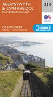 ORDNANCE SURVEY - Aberystwyth and Cwm Rheidol (OS Explorer Map) - 9780319244067 - V9780319244067