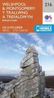 Ordnance Survey - Welshpool and Montgomery (OS Explorer Map) - 9780319244098 - V9780319244098