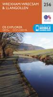 Ordnance Survey - Wrexham (OS Explorer Map) - 9780319244524 - V9780319244524