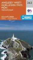 Ordnance Survey - Anglesey West (OS Explorer Map) - 9780319244593 - V9780319244593