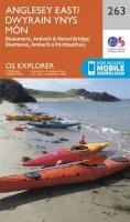 Ordnance Survey - Anglesey East (OS Explorer Map) - 9780319244609 - V9780319244609