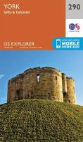 Ordnance Survey - York (OS Explorer Map) - 9780319244876 - V9780319244876