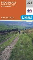 Ordnance Survey - Nidderdale (OS Explorer Map) - 9780319245507 - V9780319245507