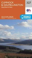 ORDNANCE SURVEY - Cumnock and Dalmellington (OS Explorer Map) - 9780319245798 - V9780319245798