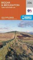 Ordnance Survey - Biggar and Broughton (OS Explorer Map) - 9780319245880 - V9780319245880