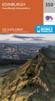 Ordnance Survey - Edinburgh (OS Explorer Map) - 9780319246016 - V9780319246016