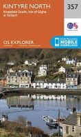 ORDNANCE SURVEY - Kintyre North (OS Explorer Map) - 9780319246085 - V9780319246085