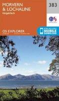 ORDNANCE SURVEY - Morvern and Lochaline (OS Explorer Map) - 9780319246290 - V9780319246290