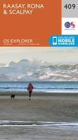 Ordnance Survey - Raasay, Rona and Scalpay (OS Explorer Map) - 9780319246443 - V9780319246443