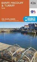 ORDNANCE SURVEY - Banff, Macduff and Turriff (OS Explorer Map) - 9780319246580 - V9780319246580