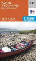 Ordnance Survey - Assynt and Lochinver (OS Explorer Map) - 9780319246856 - V9780319246856