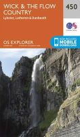 Ordnance Survey - Wick and the Flow Country (OS Explorer Map) - 9780319246931 - V9780319246931