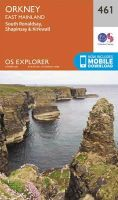 Ordnance Survey - Orkney - East Mainland (OS Explorer Map) - 9780319247129 - V9780319247129
