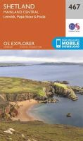Ordnance Survey - Shetland - Mainland Central (OS Explorer Map) - 9780319247181 - V9780319247181