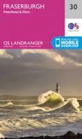 ORDNANCE SURVEY - Fraserburgh, Peterhead & Ellon (OS Landranger Map) - 9780319261286 - V9780319261286