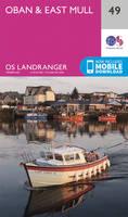 Ordnance Survey - Oban & East Mull (OS Landranger Map) - 9780319261477 - V9780319261477