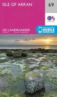 Ordnance Survey - Isle of Arran (OS Landranger Map) - 9780319261675 - V9780319261675