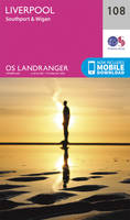 Ordnance Survey - Liverpool, Southport & Wigan (OS Landranger Map) - 9780319262061 - V9780319262061