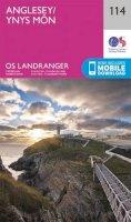 Ordnance Survey - Anglesey (OS Landranger Map) - 9780319262122 - V9780319262122