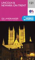 ORDNANCE SURVEY - Lincoln & Newark-on-Trent (OS Landranger Map) - 9780319262191 - V9780319262191