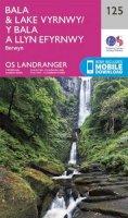 Ordnance Survey - Bala & Lake Vyrnwy, Berwyn (OS Landranger Map) - 9780319262238 - V9780319262238