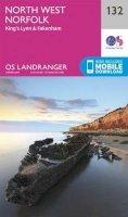 ORDNANCE SURVEY - North West Norfolk, King's Lynn & Fakenham (OS Landranger Map) - 9780319262306 - V9780319262306