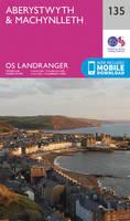 Ordnance Survey - Aberystwyth & Machynlleth (OS Landranger Map) - 9780319262337 - V9780319262337
