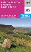 Ordnance Survey - Brecon Beacons (OS Landranger Map) - 9780319262580 - V9780319262580