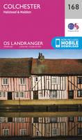 Ordnance Survey - Colchester, Halstead & Maldon (OS Landranger Map) - 9780319262665 - V9780319262665