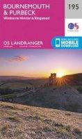 Ordnance Survey - Bournemouth & Purbeck, Wimborne Minster & Ringwood (OS Landranger Map) - 9780319262931 - V9780319262931