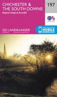 ORDNANCE SURVEY - Chichester & the South Downs (OS Landranger Map) - 9780319262955 - V9780319262955