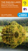 Ordnance Survey - Lakes SE (OS Explorer Map) - 9780319263334 - V9780319263334