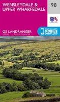 ORDNANCE SURVEY - Wensleydale & Upper Wharfedale (OS Landranger Map) - 9780319263419 - V9780319263419
