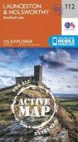 Ordnance Survey - Launceston and Holsworthy (OS Explorer Active Map) - 9780319469927 - V9780319469927