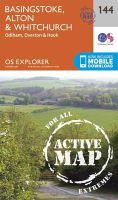 Ordnance Survey - Basingstoke, Alton and Whitchurch (OS Explorer Active Map) - 9780319470169 - V9780319470169