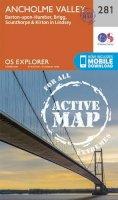 Ordnance Survey - Ancholme Valley (OS Explorer Active Map) - 9780319471531 - V9780319471531