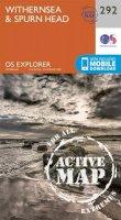 ORDNANCE SURVEY - Withernsea and Spurn Head (OS Explorer Active Map) - 9780319471647 - V9780319471647