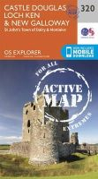 Ordnance Survey - Castle Douglas, Loch Ken and New Galloway (OS Explorer Active Map) - 9780319471920 - V9780319471920
