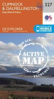 Ordnance Survey - Cumnock and Dalmellington (OS Explorer Active Map) - 9780319471999 - V9780319471999