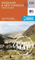 Ordnance Survey - Sanquhar and New Cumnock (OS Explorer Active Map) - 9780319472002 - V9780319472002