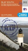 Ordnance Survey - Islay South (OS Explorer Active Map) - 9780319472231 - V9780319472231