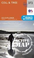 Ordnance Survey - Coll and Tiree (OS Explorer Active Map) - 9780319472392 - V9780319472392