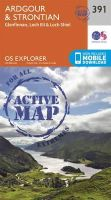 Ordnance Survey - Ardgour and Strontian (OS Explorer Active Map) - 9780319472545 - V9780319472545